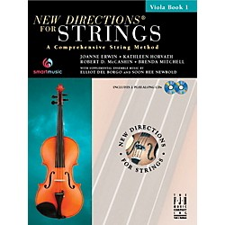 FJH Music New Directions For Strings, Viola Book 1 (SB303VLA)