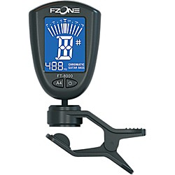 FZone FT-8000 Clip-On Chromatic Tuner (FT8000)