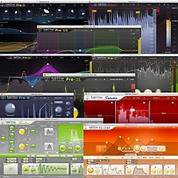 FabFilter FX Bundle (1035-372)