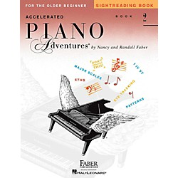 Faber Music Accelerated Piano Adventures Sightreading Book 2 (123497)