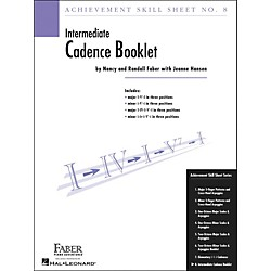 Faber Music Achievement Skill Sheet No.8: Cadence Booklet - Faber Piano (420029)