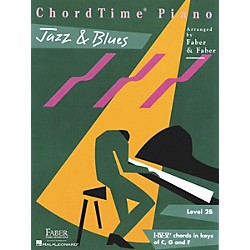 Faber Music Chordtime Jazz & Blues L2B (420155)