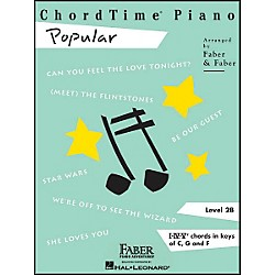 Faber Music Chordtime Popular Level 2 B (420113)