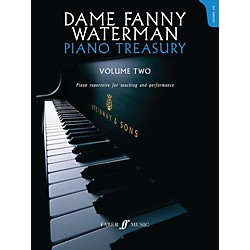 Faber Music Dame Fanny Waterman - Piano Treasury Volume Two Advanced Book (12-0571537170)