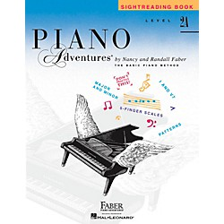 Faber Music Faber Piano Adventures Sightreading Book Level 2A (102766)
