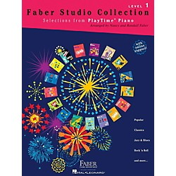 Faber Music Faber Studio Collection - Selections from PlayTime? Piano Level 1 (119433)