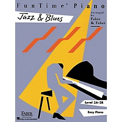 Faber Music Funtime Jazz & Blues L3 (420119)