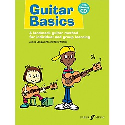 Faber Music Guitar Basics Book/CD (12-0571532284)