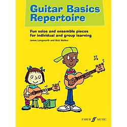 Faber Music Guitar Basics Repertoire Book/CD (12-0571531873)