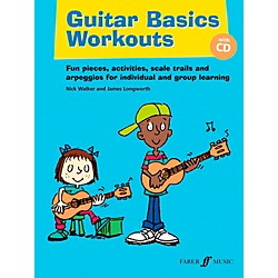 Faber Music Guitar Basics Workouts Book & CD (12-0571536883)