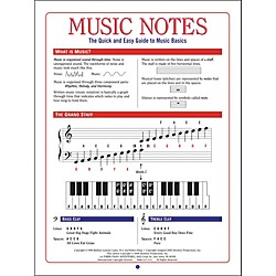 Faber Music Music Notes (The Quick And Easy Guide To Music Basics) - Faber Piano (420311)