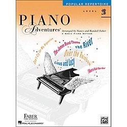 Faber Music Piano Adventures - Popular Repertoire Level 2B - Faber Piano (420237)