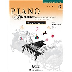 Faber Music Piano Adventures Christmas Level 2B - Faber Piano (420208)