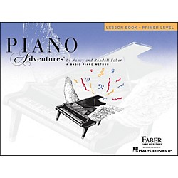 Faber Music Piano Adventures Lesson Book Primer Level (420168)