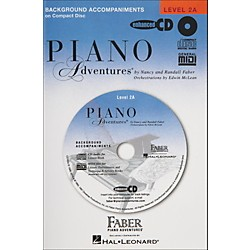 Faber Music Piano Adventures Lesson CD For Level 2A - Faber Piano (420070)