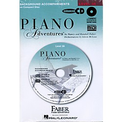 Faber Music Piano Adventures Lesson CD For Level 3A With Practice And Performance Tempos - Faber Piano (420072)