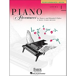 Faber Music Piano Adventures Performance Book Level 1 (420173)