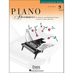 Faber Music Piano Adventures Performance Book Level 2B (420179)