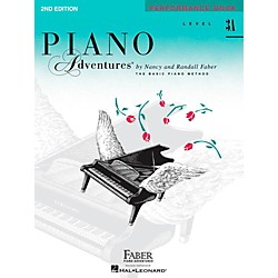 Faber Music Piano Adventures Performance Book Level 3A (420182)