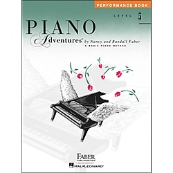 Faber Music Piano Adventures Performance Book Level 5 - Faber Piano (420188)