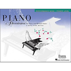 Faber Music Piano Adventures Performance Book Primer Level (420170)