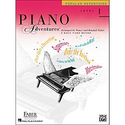 Faber Music Piano Adventures Popular Repertoire Level 1 - Faber Piano (420235)