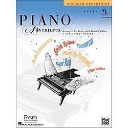 Faber Music Piano Adventures Popular Repertoire Level 2A - Faber Piano (420236)