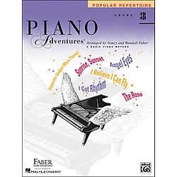 Faber Music Piano Adventures Popular Repertoire Level 3 B - Faber Piano (420241)