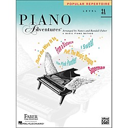 Faber Music Piano Adventures Popular Repertoire Level 3A - Faber Piano (420238)
