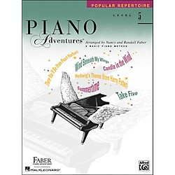 Faber Music Piano Adventures Popular Repertoire Level 5 - Faber Piano (420245)