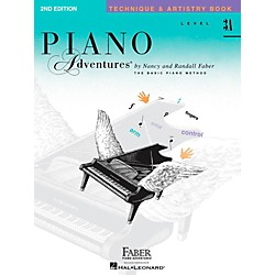 Faber Music Piano Adventures Techniques And Artistry Book Level 3A (420193)