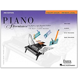 Faber Music Piano Adventures Theory Book Primer Level (420169)