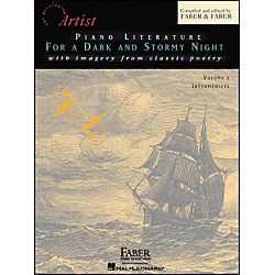 Faber Music Piano Literature For A Dark And Stormy Night Volume 1 Intermediate Book - Faber Piano (420219)