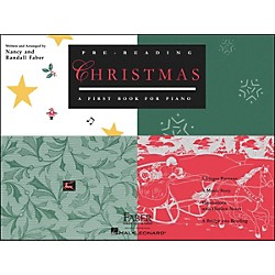 Faber Music Pre-Reading Christmas - A First Book For Piano - Faber Piano (420159)