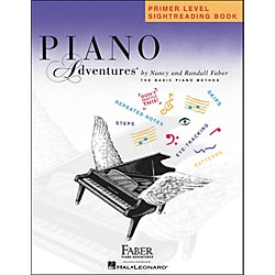 Faber Music Primer Level Sightreading Book Faber Piano Adventures (420328)