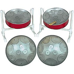 Fancy Pans 16M Double Mini Chromatic Steel Drum (16DBL)