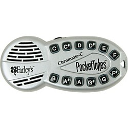 Farley's PocketTones PT-15 Chromatic Tuner (97-PT15)