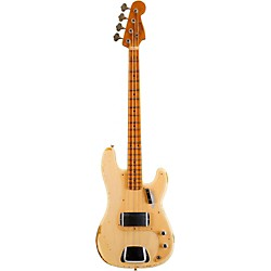 Fender 1957 Precision Bass Heavy Relic Electric Bass Guitar (9231004965)