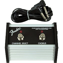 Fender 2-Button Channel/Chorus Footswitch (099-4057-000)