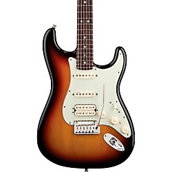 Fender American Deluxe Stratocaster HSS Electric Guitar (0119100700)