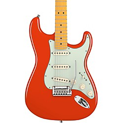 Fender American Deluxe Stratocaster V-Neck Electric Guitar (0119202740)