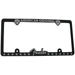 Fender American Original License Plate Frame (9190560132)