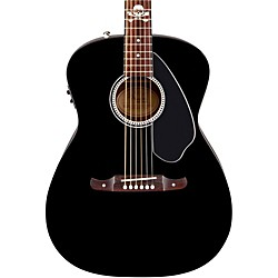 Fender Avril Lavigne Newporter Acoustic-Electric Guitar (0968555006)