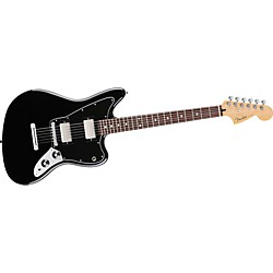 Fender Blacktop Jaguar HH Electric Guitar (0148300506)