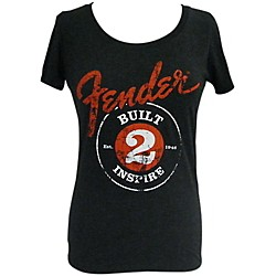 Fender Built 2 Inspire Ladies T-Shirt (9120001506)