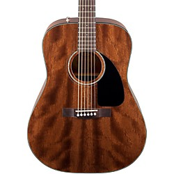 Fender CD60 All-Mahogany Acoustic Guitar (0961596221)