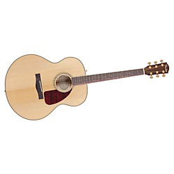 Fender CJ290S Flame Maple Jumbo Acoustic Guitar (USED004000 0961562021)