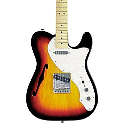 Fender Classic Series '69 Telecaster Thinline Electric Guitar (0136902300)