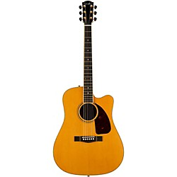 Fender Custom Shop TPDCE-1 Trad Pro Dreadnought Acoustic Electric Guitar (0960231221)