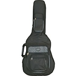 Fender Deluxe Jumbo Acoustic Guitar Gig Bag (099-1572-006)